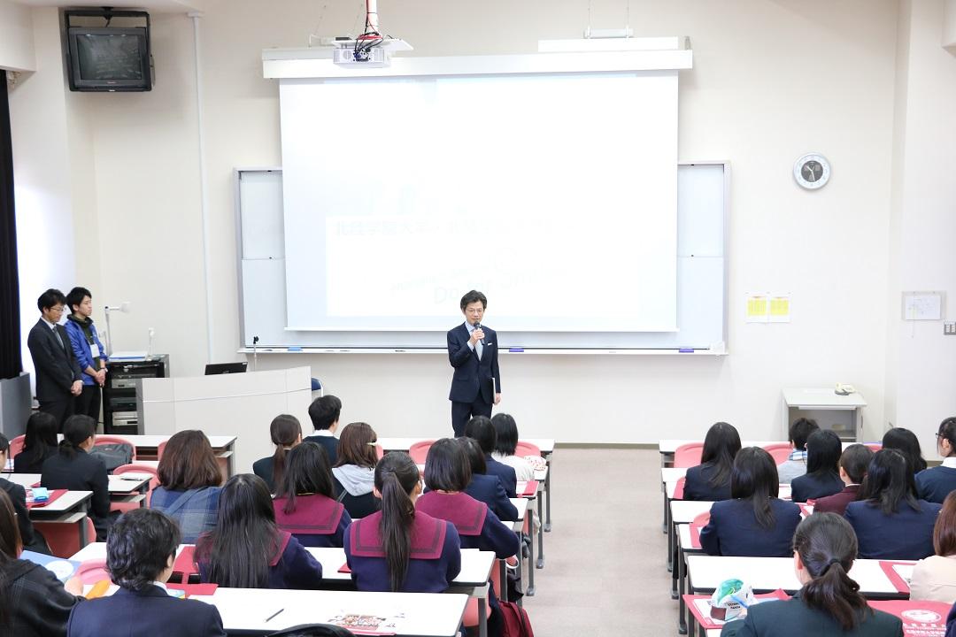 4/22(土)オープンキャンパス開催報告!