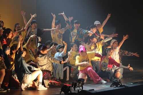 石川県大学ダンス連盟第8回公演『LOOK UP』