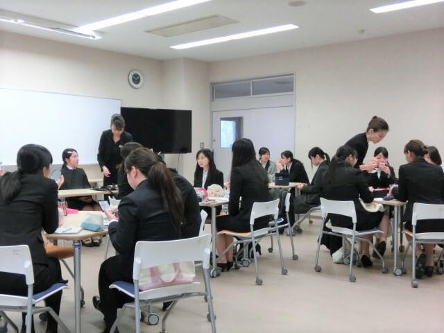12/16(土)メイクアップ講座開催!