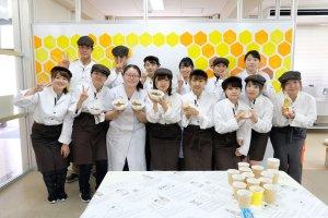 「柚子みつカフェ」開催しました