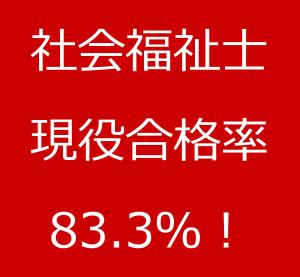 第32回社会福祉士国家試験合格速報!