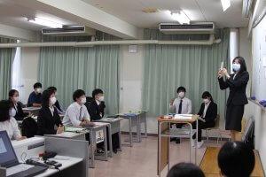 小学校教育実習Ⅱ報告会(10月2日)