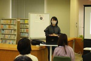 5月21日「お昼の学生講座」を開催しました